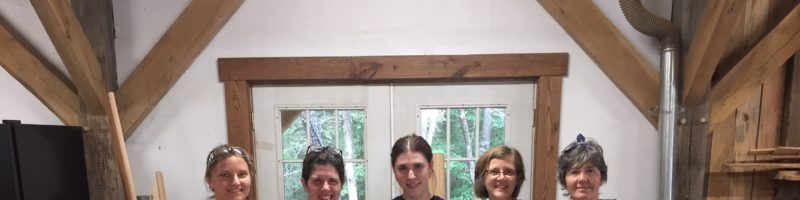 Women's Woodworking For Beginners – Join Us!